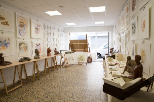 Exposition aquarelles 2