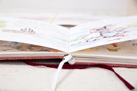 Visionner les carnets de voyages