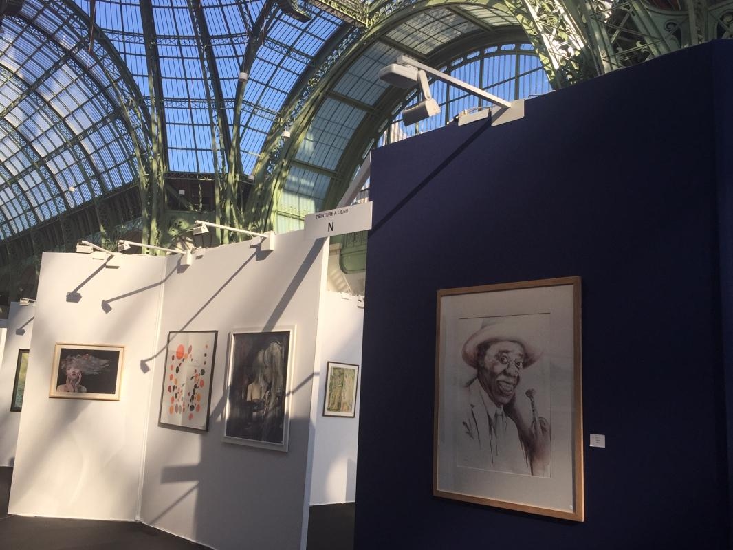 ART en Capital, Grand Palais