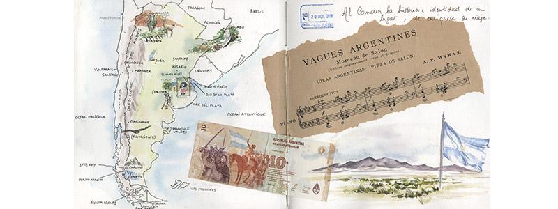 Carnet de voyage en Argentine 1