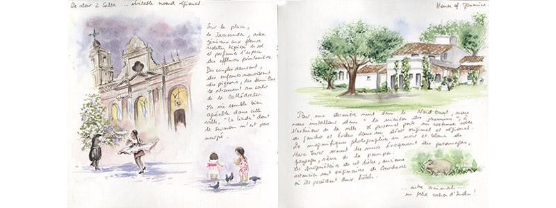 Carnet de voyage en Argentine 40