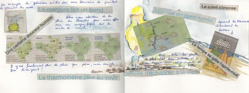 Carnet de voyage à Carnac. 18