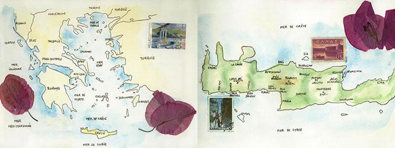 Carnet de voyage en Crète 2