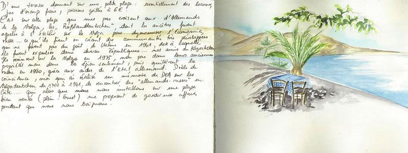 Carnet de voyage en Crète 24