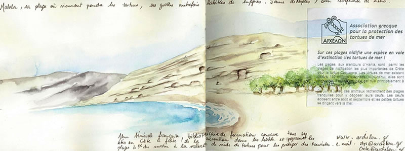 Carnet de voyage en Crète 25