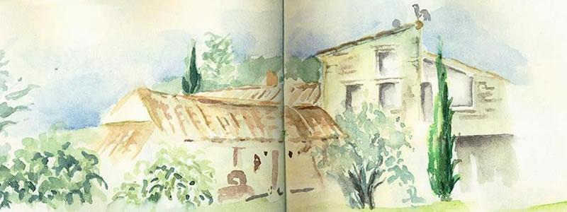 Autour du Dégoutaud, en Provence 13