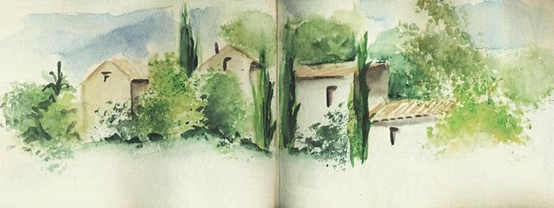 Autour du Dégoutaud, en Provence 15