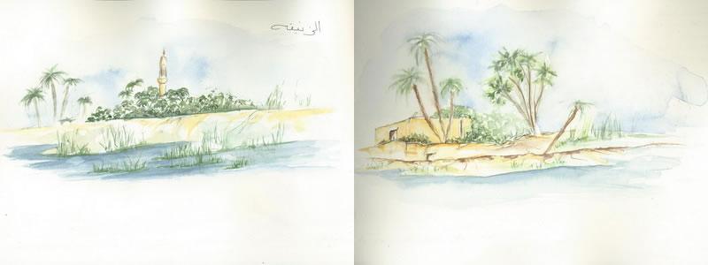 Carnet de voyage sur l'Egypte  12