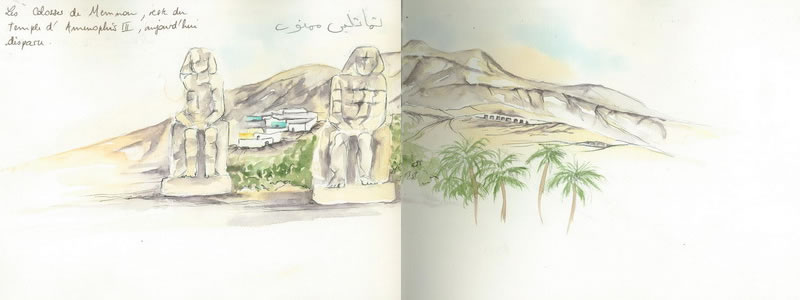 Carnet de voyage sur l'Egypte  40