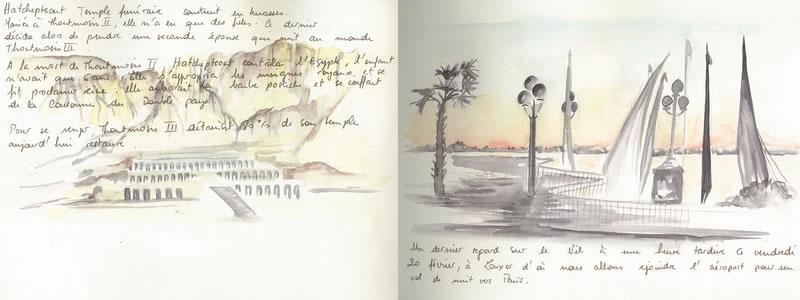 Carnet de voyage sur l'Egypte  41