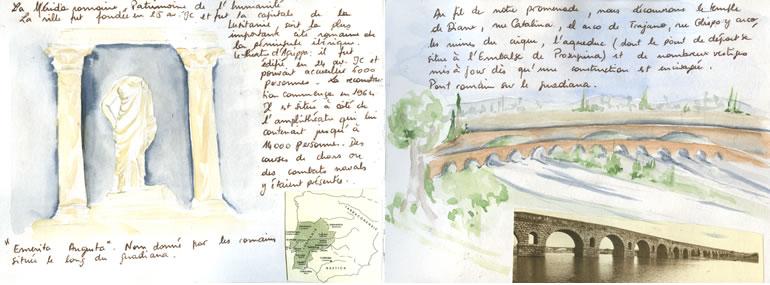 Carnet de voyage en Estrémadure 11