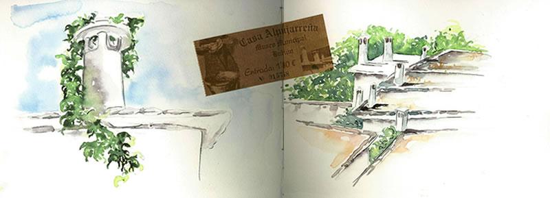 Carnet de voyage à Grenade 22