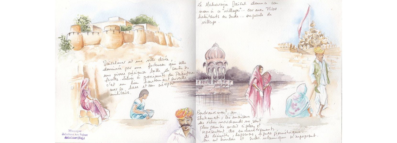 Carnet de voyage en Inde 11