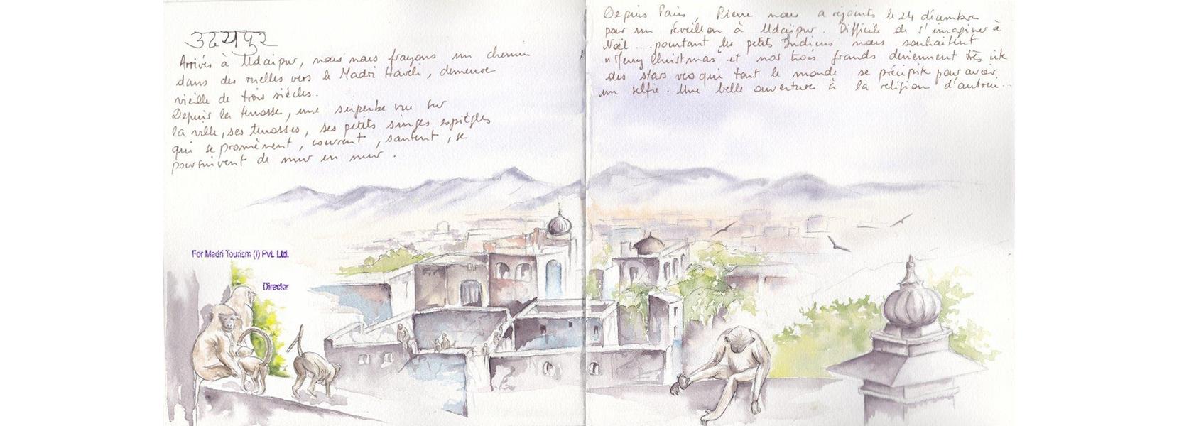 Carnet de voyage en Inde 17