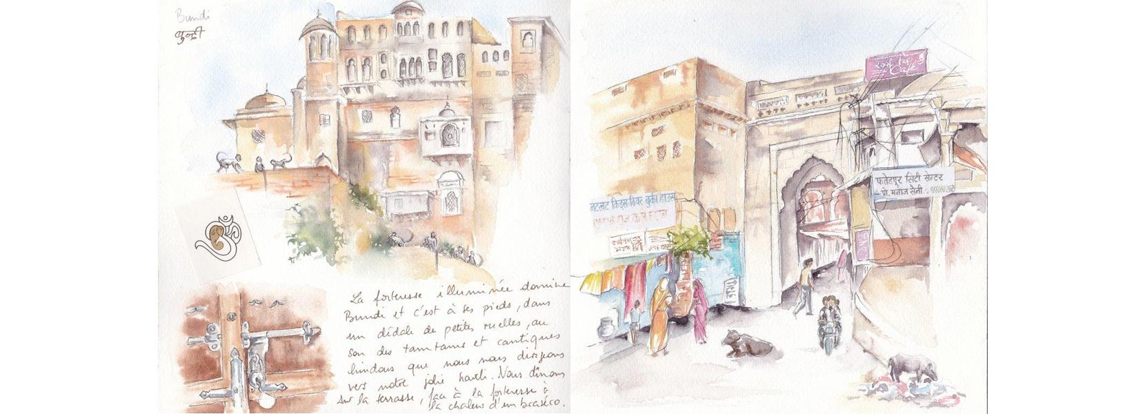 Carnet de voyage en Inde 21