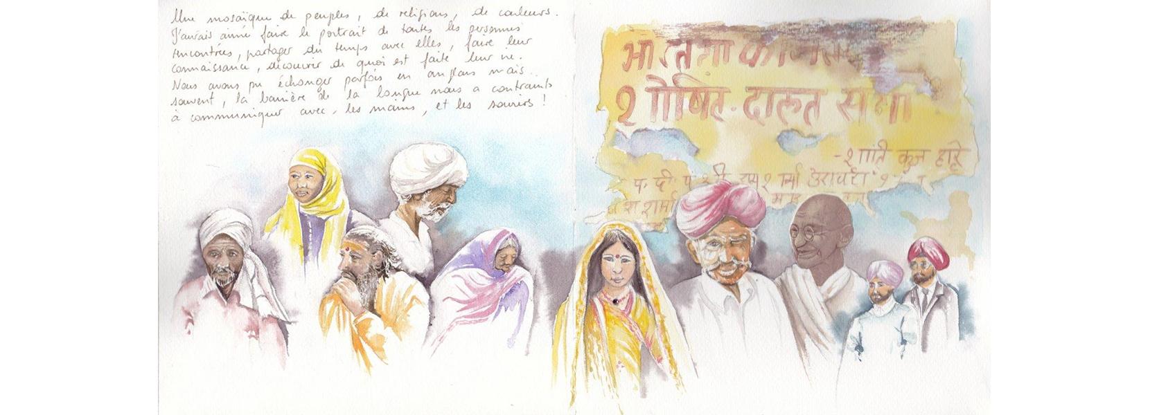 Carnet de voyage en Inde 27