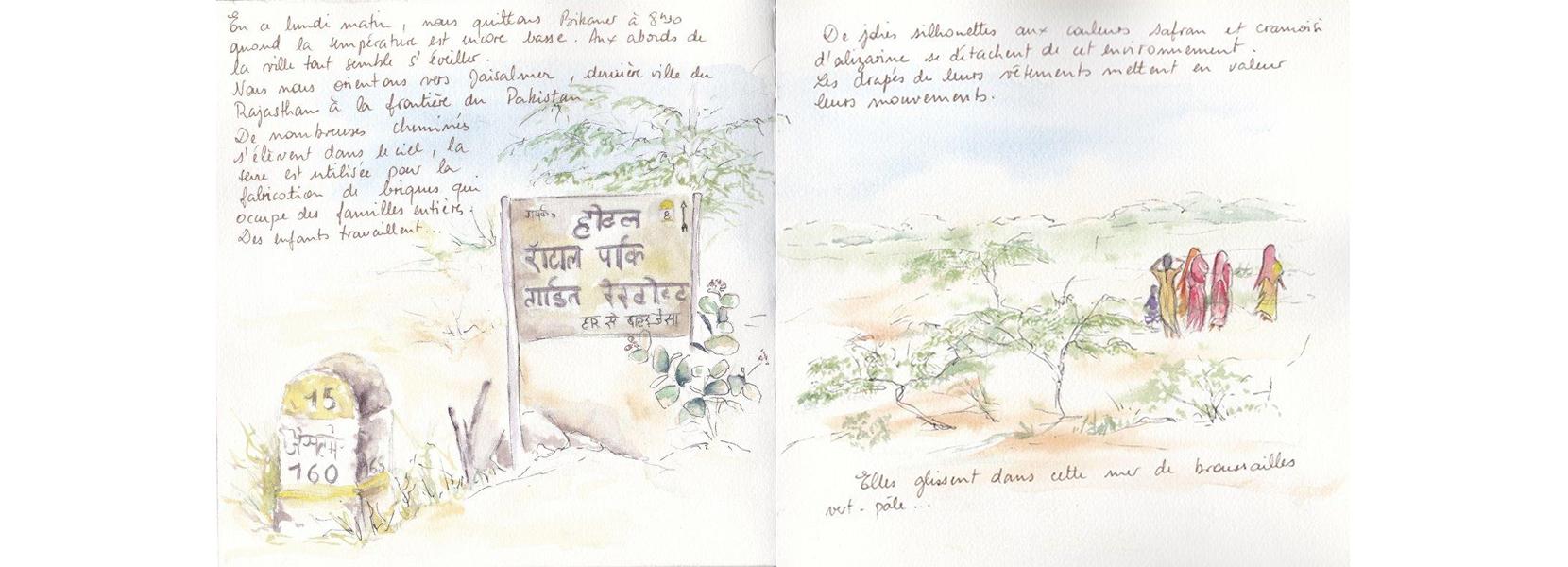 Carnet de voyage en Inde 8