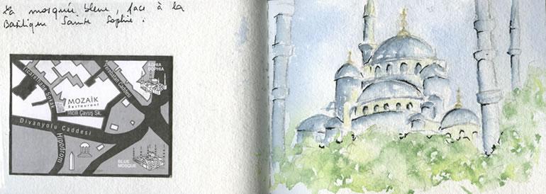 Carnet de voyage à Istanbul 3