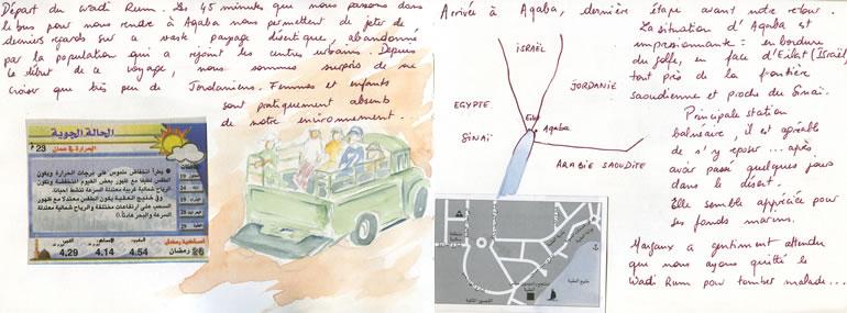 Carnet de voyage en Jordanie  19