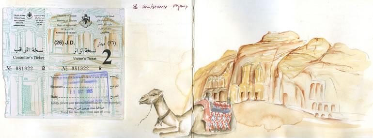 Carnet de voyage en Jordanie  8
