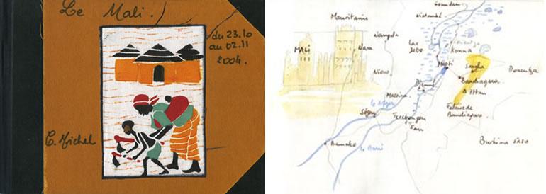 Carnet de voyage au Mali 1