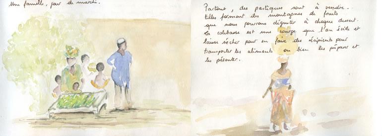 Carnet de voyage au Mali 3