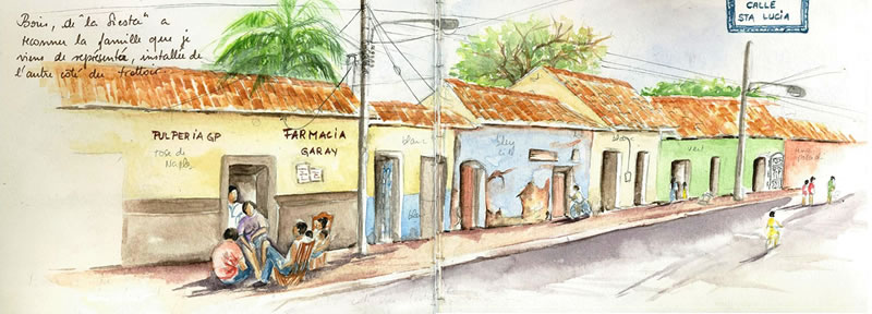 Carnet de voyage au Nicaragua 13