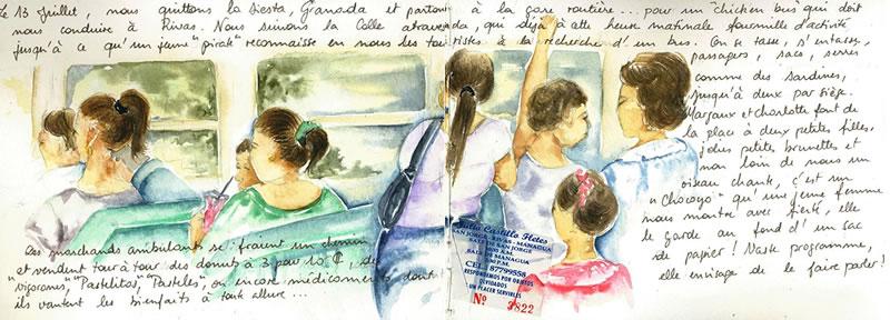 Carnet de voyage au Nicaragua 18
