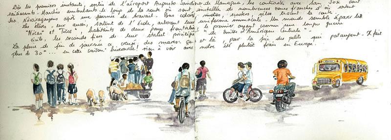 Carnet de voyage au Nicaragua 4