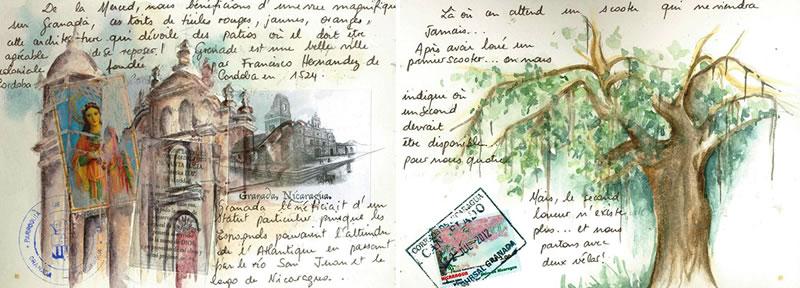 Carnet de voyage au Nicaragua 5