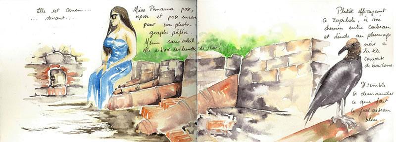 Carnet de voyage au Panama 11