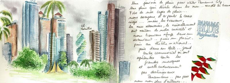 Carnet de voyage au Panama 13
