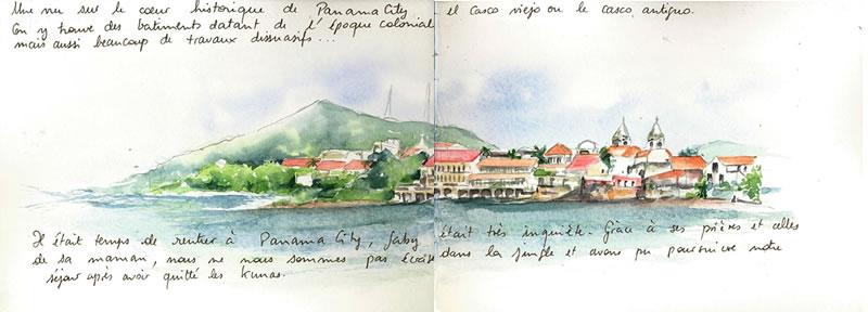 Carnet de voyage au Panama 26