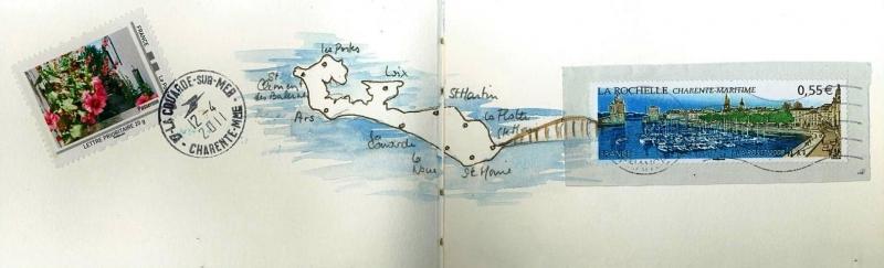 Vagabondage en Île de Ré 1
